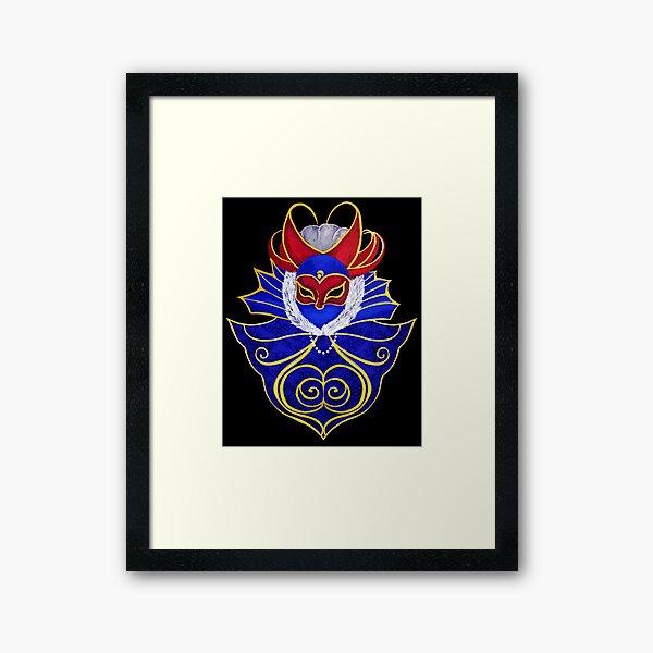 Carnival of Venice Framed Art Print