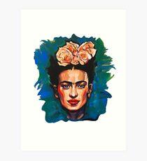 Frida Kahlo Kunstdruck
