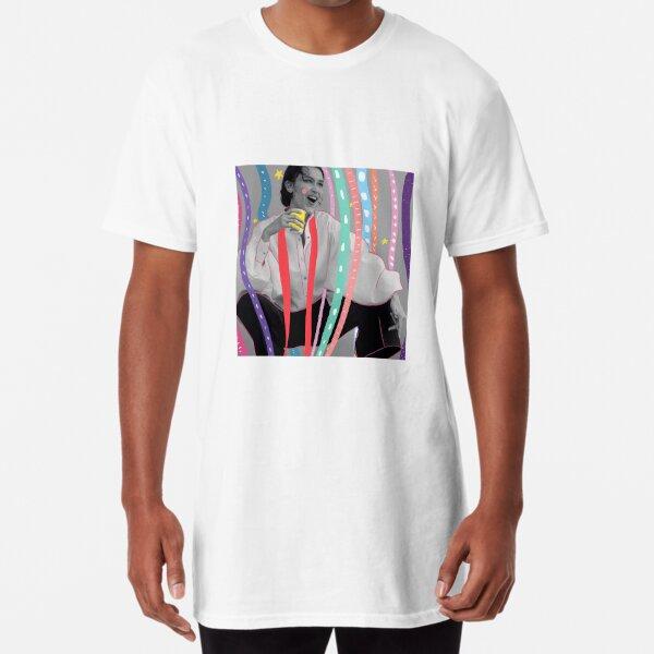 Bella hadid photo illustration Long T-Shirt Unisex Tshirt