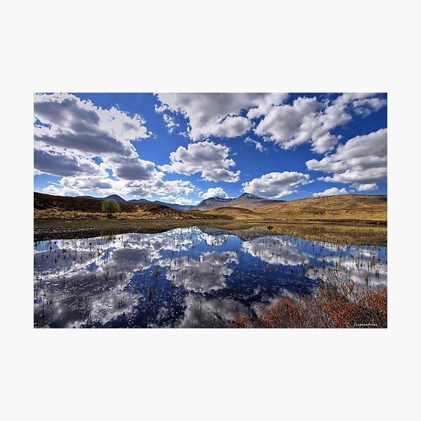 Mirror Clouds Photographic Print
