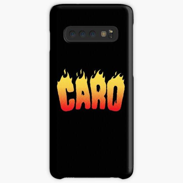 Bad Bunny Caro Samsung Galaxy Snap Case