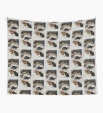 South American Agoutis Wall Tapestry