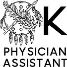 «Escudo de asistente médico de Oklahoma» de annmariestowe