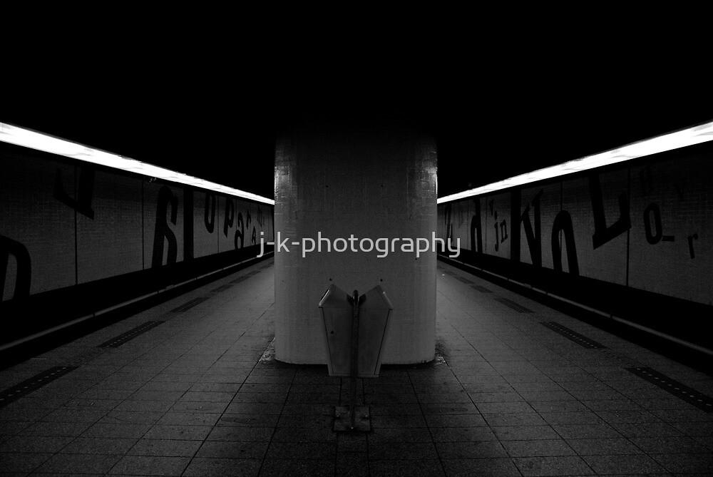 Underground by j-k-photography