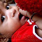 baby by Sukanta Seal