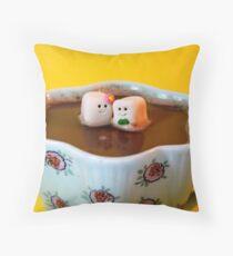 Hot Date Throw Pillow