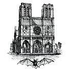 Notre-Dame de Paris #NotreDameinParis #NotreDamedeParis #NotreDame by znamenski