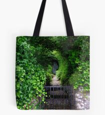 The Shed At The End Tote Bag