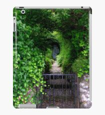The Shed At The End iPad Case/Skin