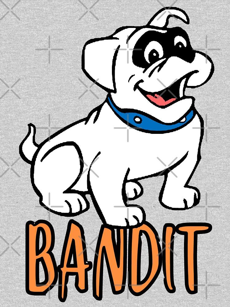Bandit of Jonny Quest by Pop-Pop-P-Pow