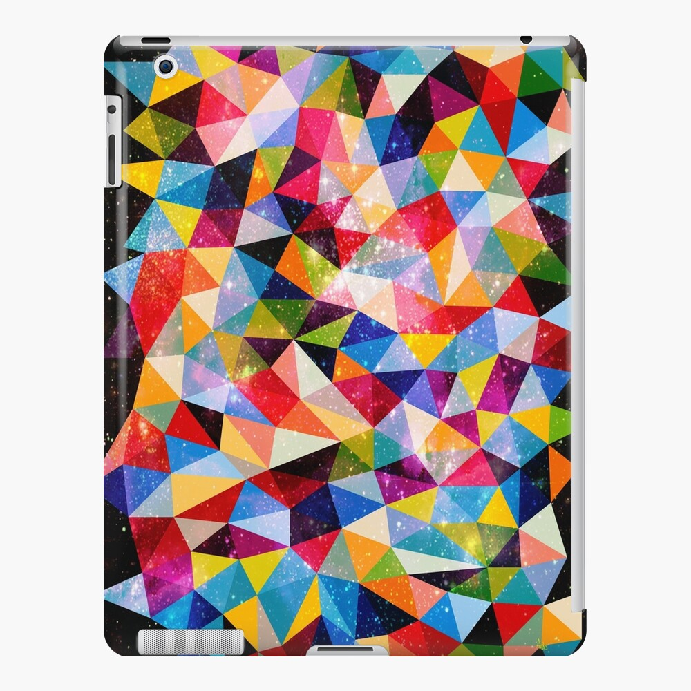 Space Shapes iPad Case & Skin
