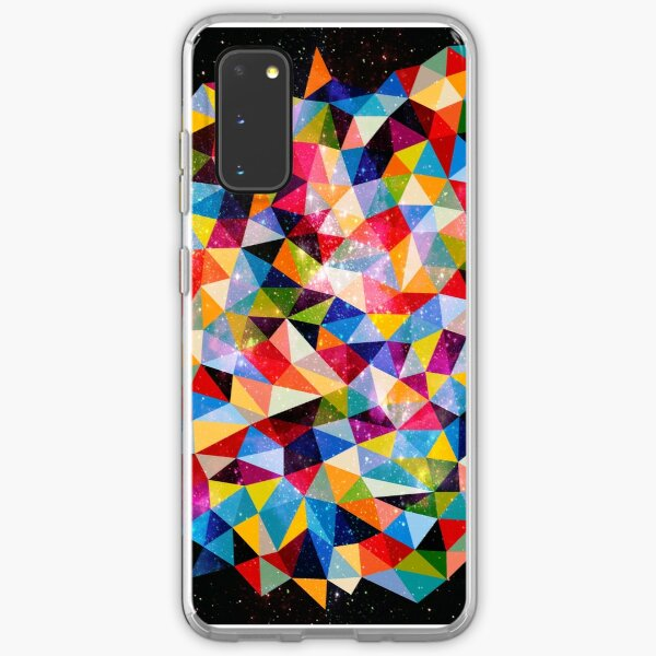 Space Shapes Samsung Galaxy Soft Case
