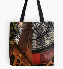 Shot in Time - Coops Shot Tower ,Melbourne - The HDR Experience Tote Bag