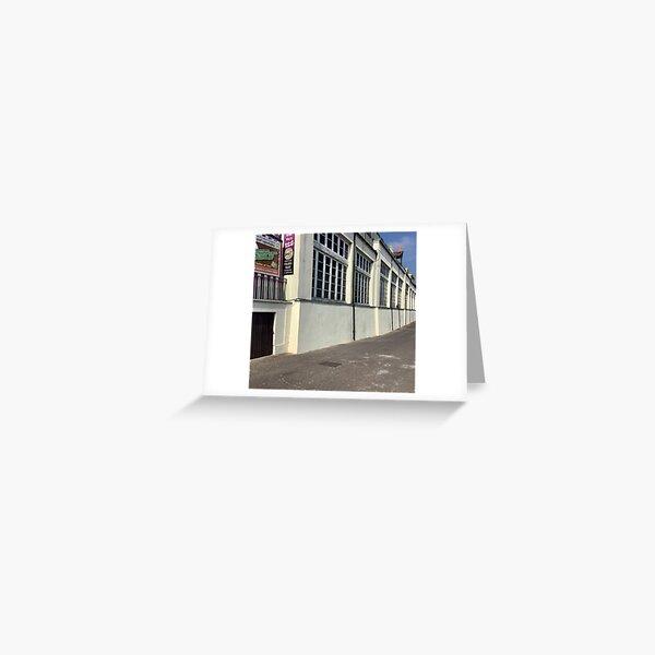 Clacton Path ( Clacton 2019) Ben Hattrell  Greeting Card