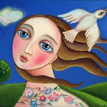 Free as a Bird  by lanawynne