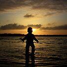 Boy in the Bay by Avena Singh