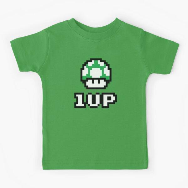 Kids 1-UP Mushroom Kids T-Shirt