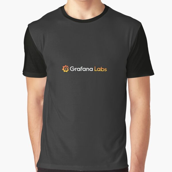Grafana Labs Logotype Graphic T-Shirt