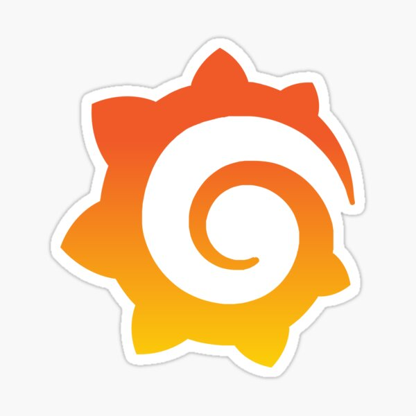 Grafana Labs Logotype Sticker