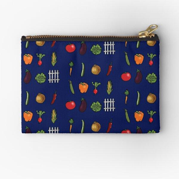 Vegetable Garden Zipper Pouch