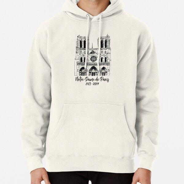 Notre-Dame de Paris Pullover Hoodie