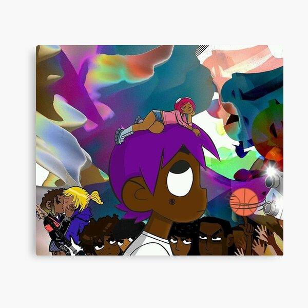 album cover Canvas Print