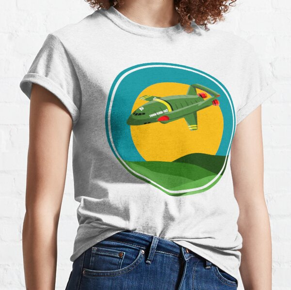 Thunderbird 2 THUNDERBIRDS Classic T-Shirt