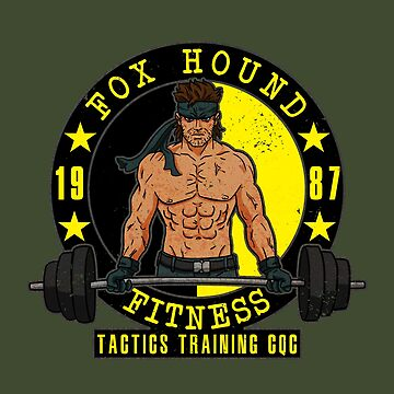 Fox Hound Fitness by CCCDesign
