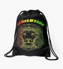 Rebelution Lion T-Shirt Reggae Gift Turnbeutel