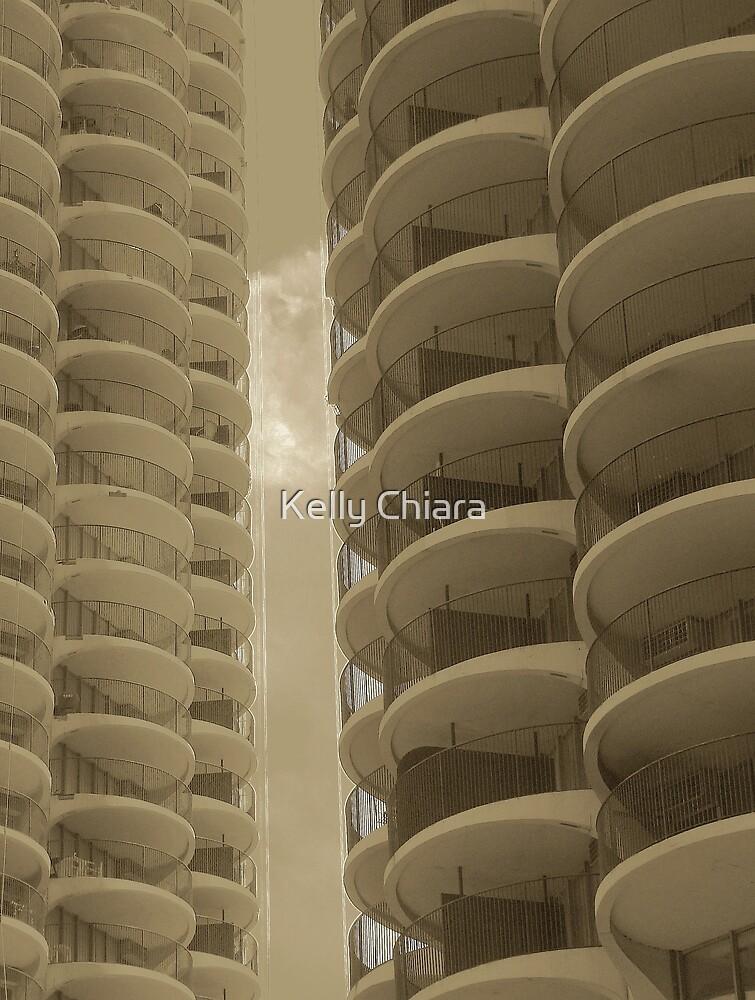 Corn Cob Apartments by Kelly Chiara