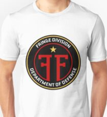 FRINGE Division Department of Defense T-Shirt