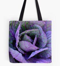 Purple Frost Tote Bag
