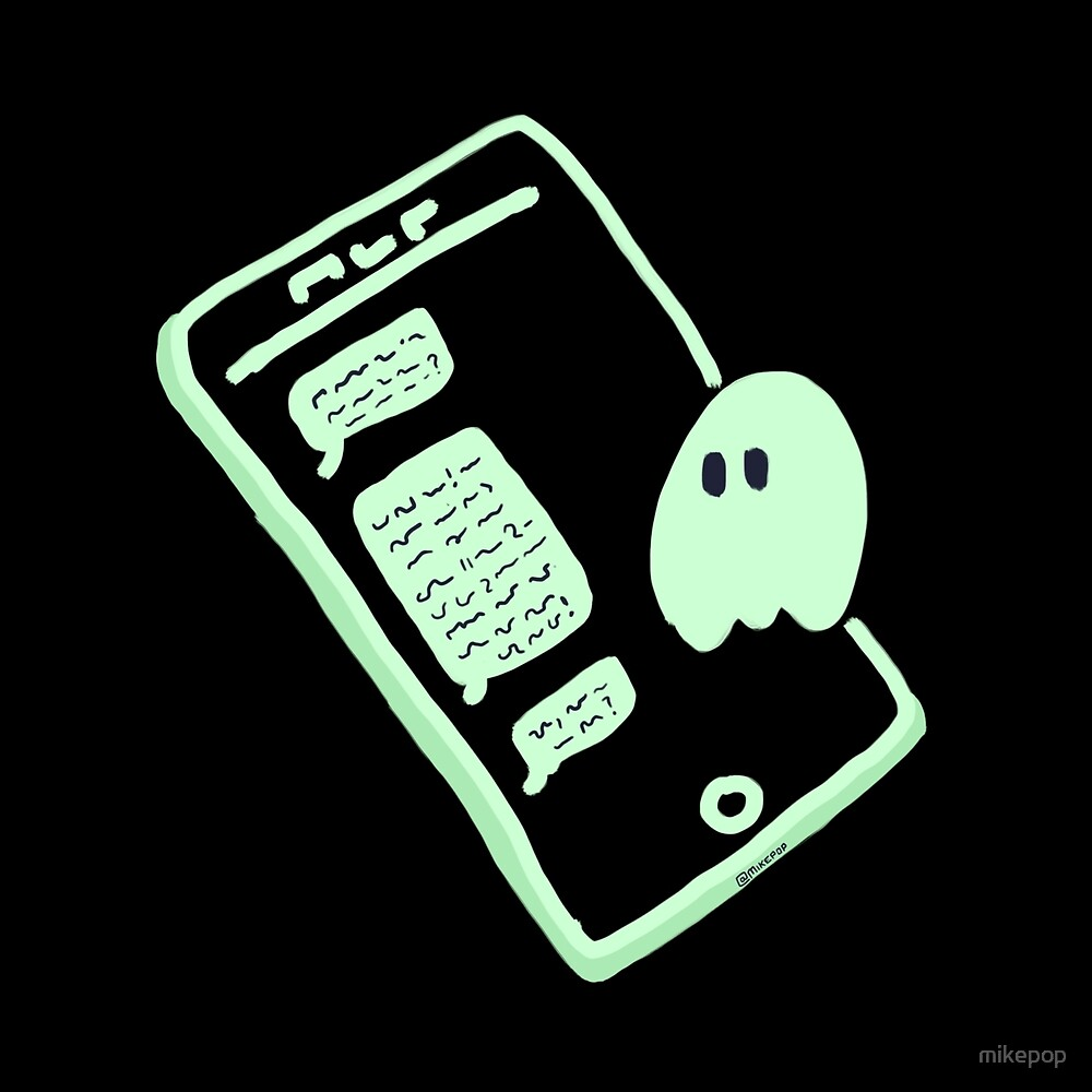 Ghosted by mikepop