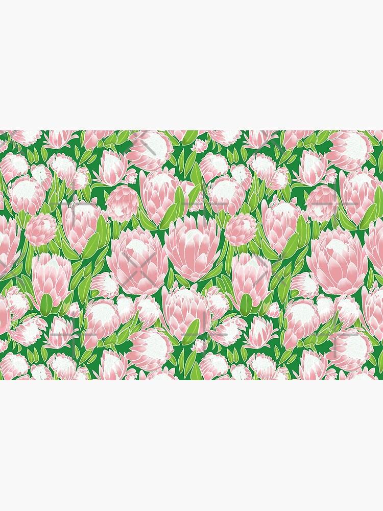 Pink Protea by Stasiajahadi