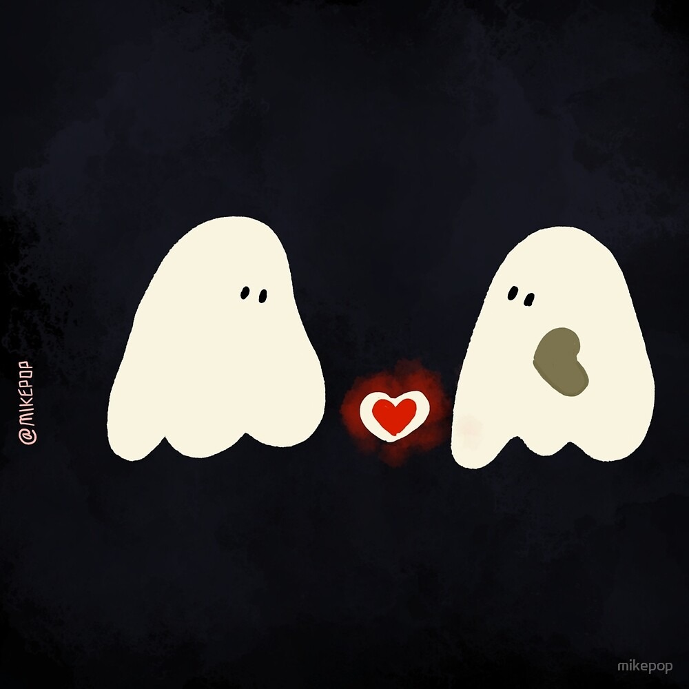 Love in the Time of Ghosts by mikepop