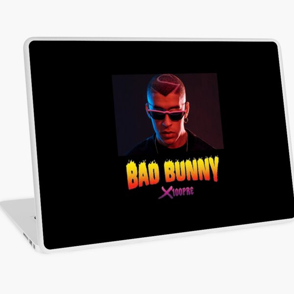 Bad Bunny Laptop Skins Redbubble