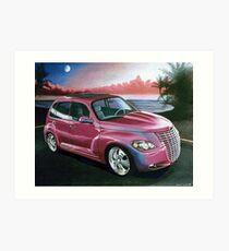 Custom PT Cruiser Art Print