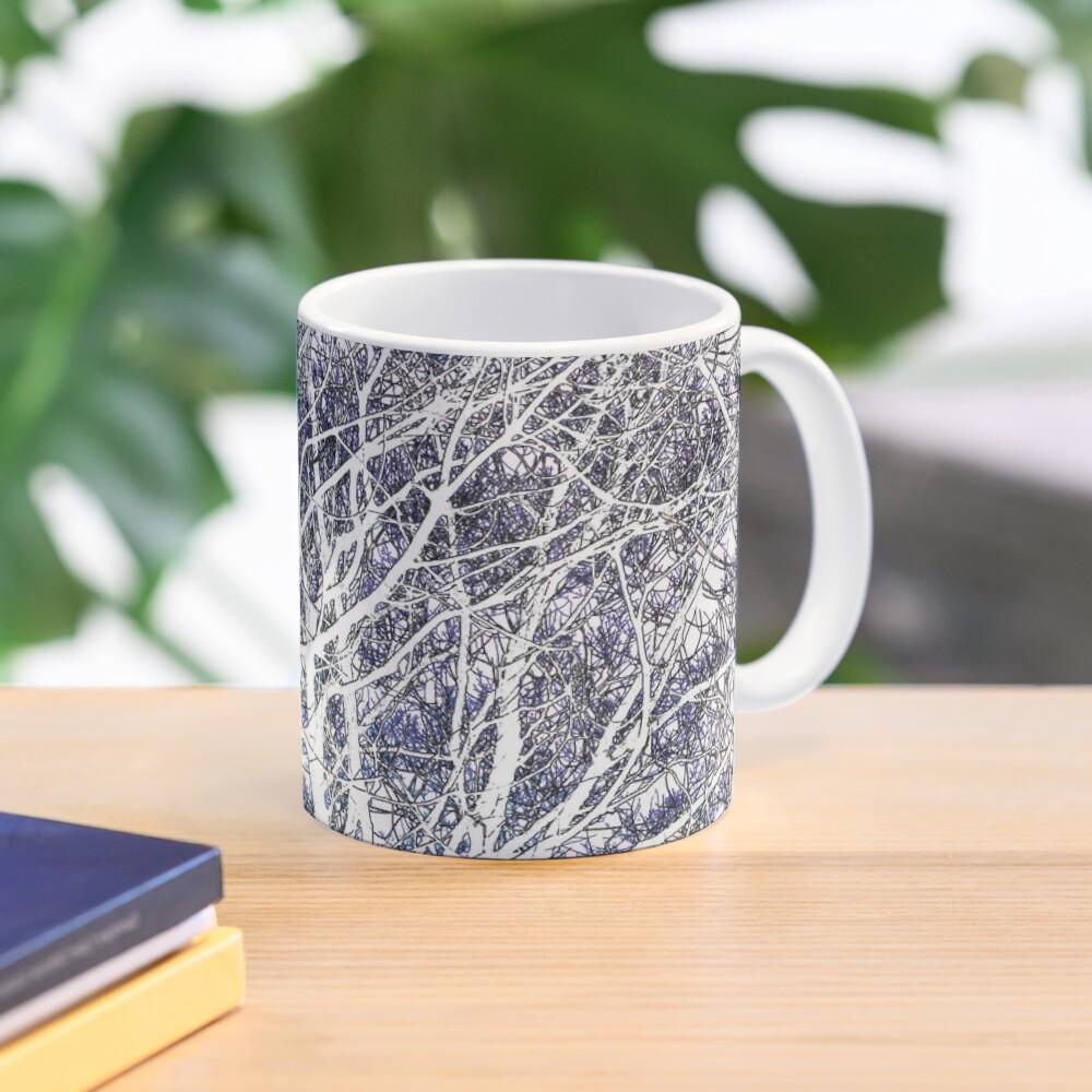 Violet forest Mug