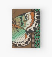 Paisley Butterfly Hardcover Journal