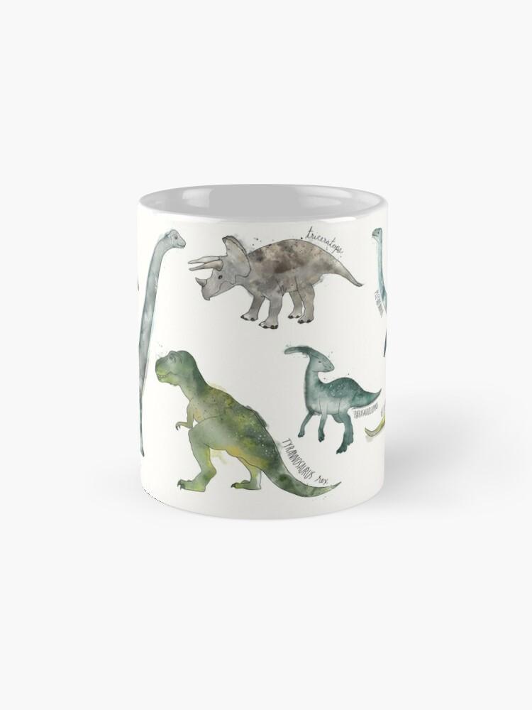 Alternate view of Dinosaurs Mug
