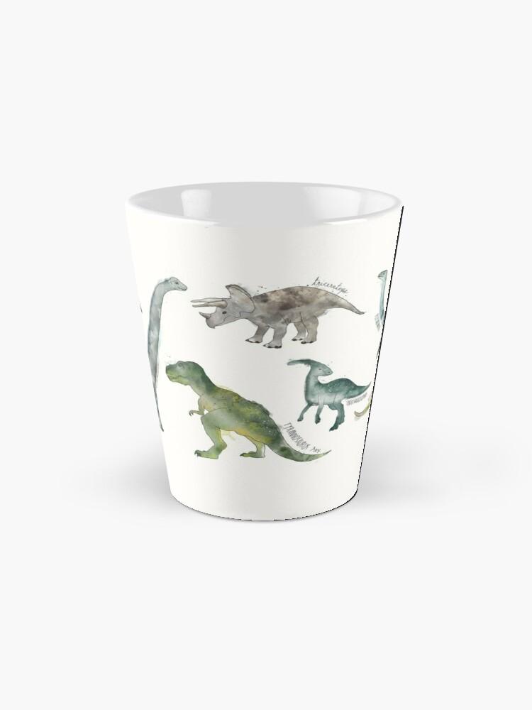 Alternate view of Dinosaurs Mug
