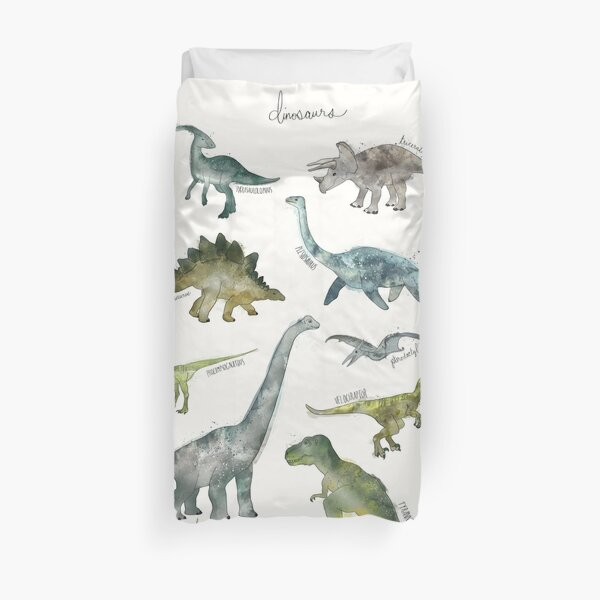 Dinosaurier Bettbezug