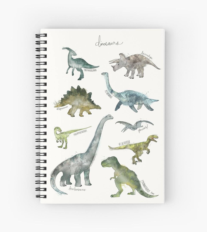 Dinosaurier von Amy Hamilton