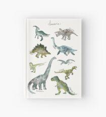 Dinosaurier Notizbuch