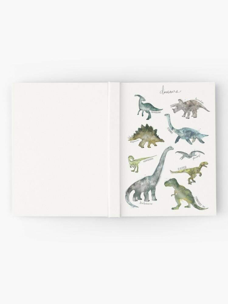 Alternate view of Dinosaurs Hardcover Journal