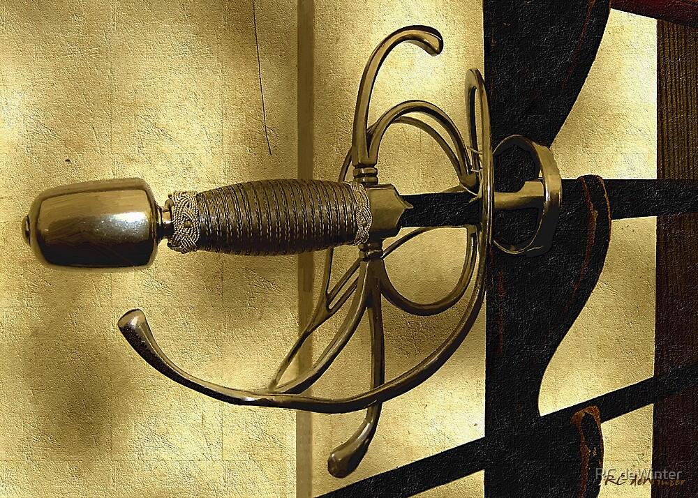 The Art of the Sword by RC deWinter