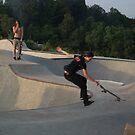 Skate 5 by WickedJuggalo