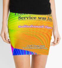 I Slept and Dreamt Mini Skirt