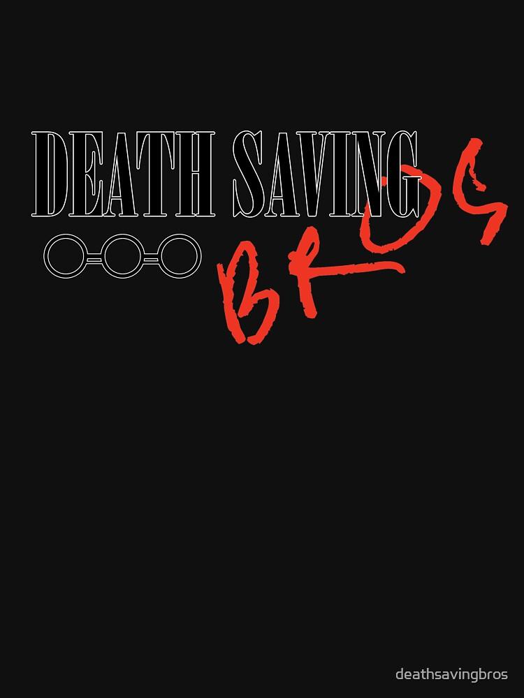 Death Saving Bros by deathsavingbros
