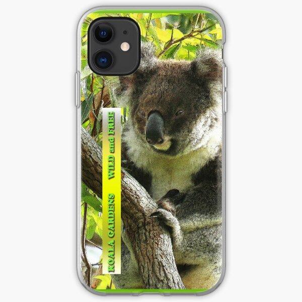 Greta - wild koala phone skin iPhone Soft Case